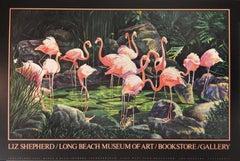 Poster-Long Beach Museum of Art/Bookstore/Gallery