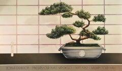 Poster-Bonsai Exhibition-Miki-San/Our Place, San Diego-September 1982