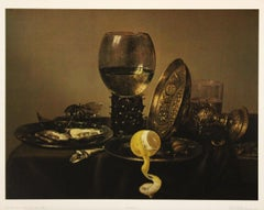 """Still Life"" Poster. Printed in Switzerland by Mengis & Sticher, Lucerne"