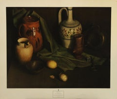 """Still Life with Jugs"" Poster. New York Graphic Society Ltd. Printed in U.S.A."