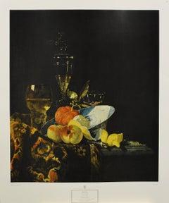 """Still Life"" Poster. New York Graphic Society, Inc. Printed in Switzerland"