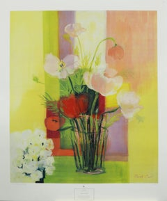 """April Flowers"" Poster. New York Graphic Society, Ltd. Printed in U.S.A."