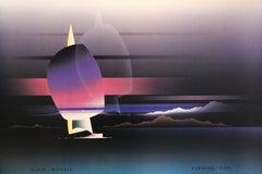 Poster-Evening Tide