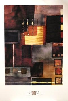 Velvet Jigsaw-Poster