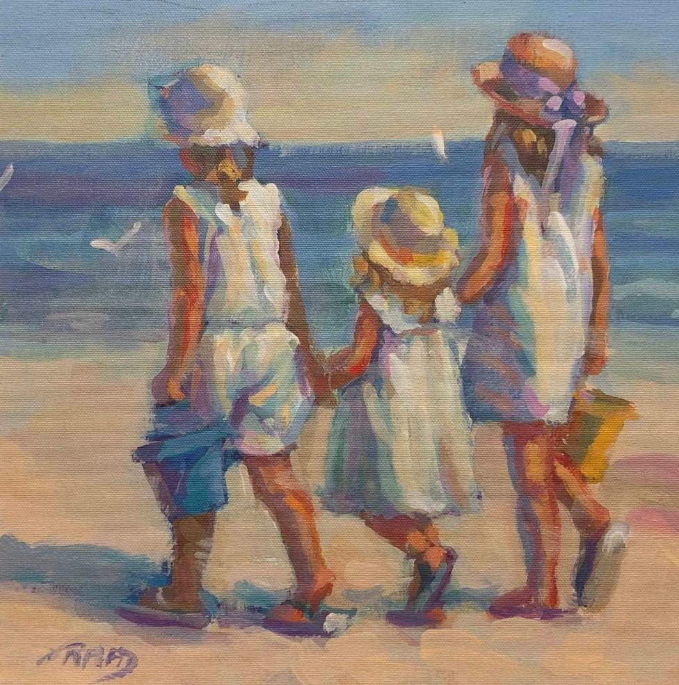 Sunday Best-Limited Edition Giclée on Unstretched Canvas