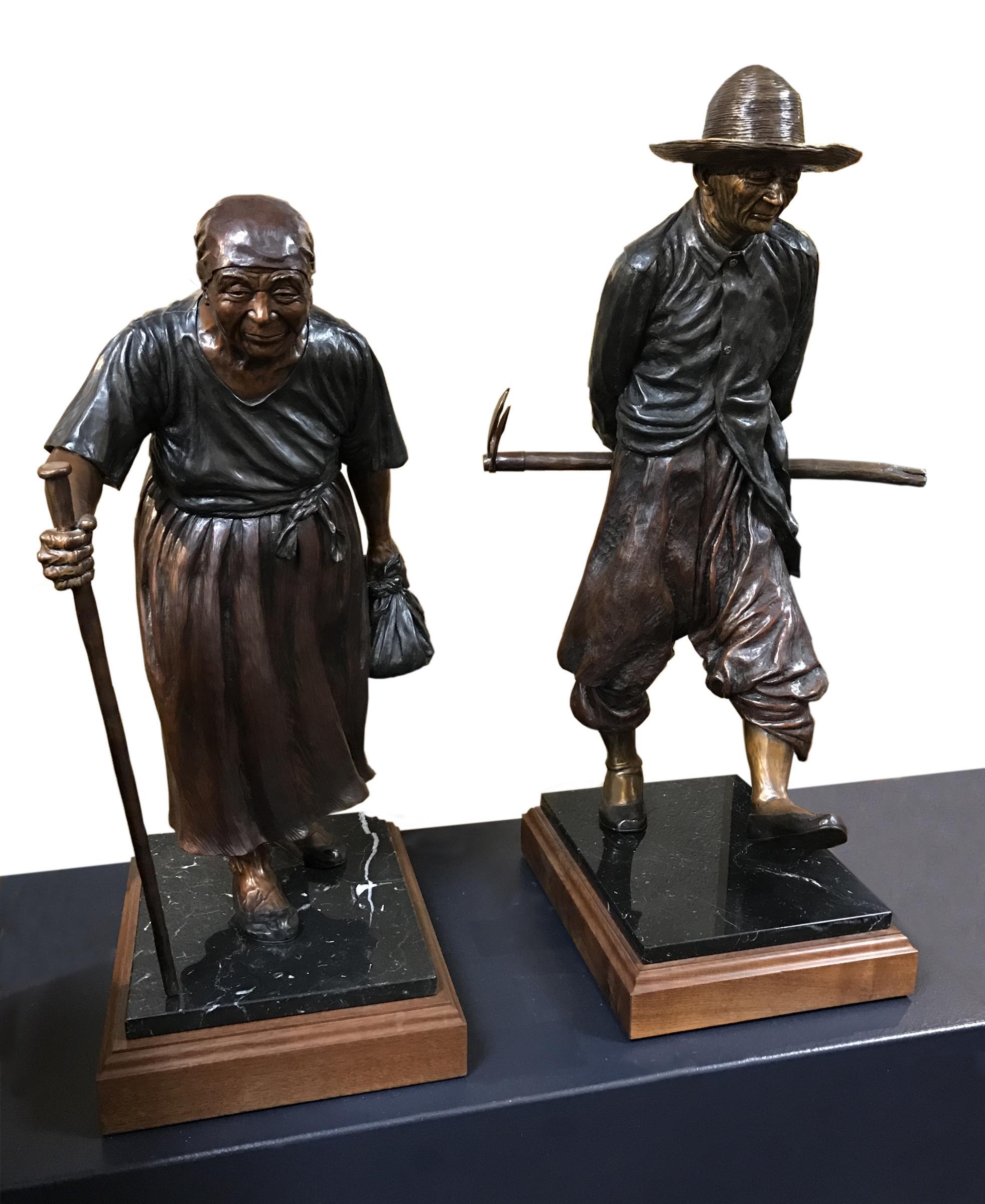 Farmer Han and the Farmer's Wife