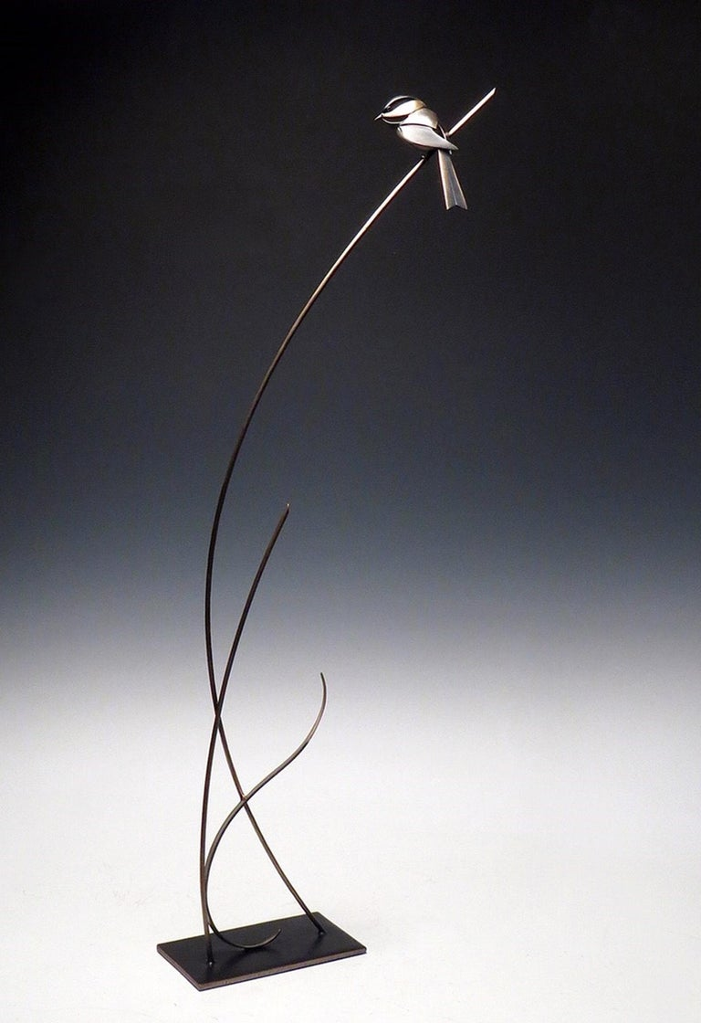 Tip Top - Sculpture by Don Rambadt
