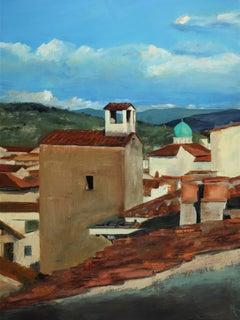 Firenze: Distant Synagogue