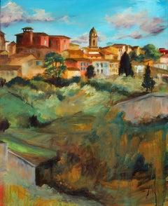 Siena Spring Study No.2