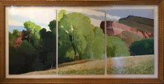 Red Bluff triptych