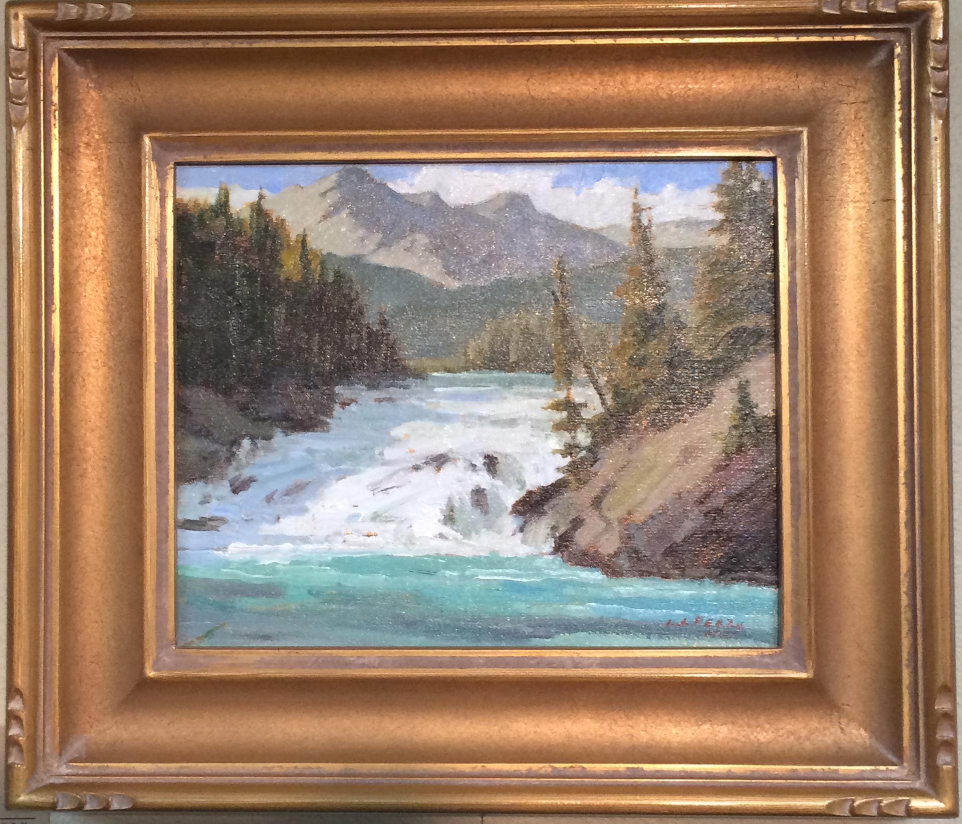 Bow River Falls