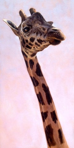 Beautiful Lines, Masai Giraffe