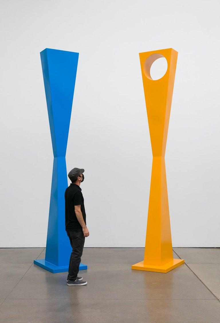 Stephen Shachtman Abstract Sculpture - Infinite Pair