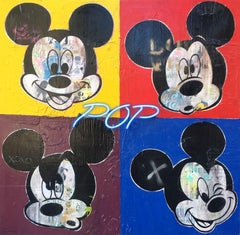 Mickey (Pop Art) II