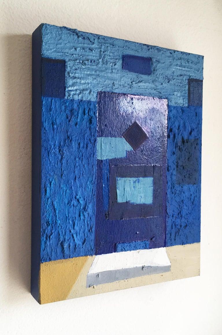 Door #15 - Painting by Francesca Reyes