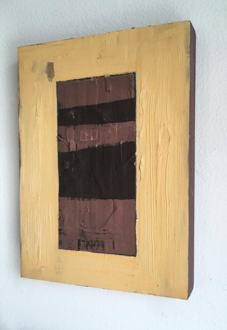 Door #32 - Painting by Francesca Reyes