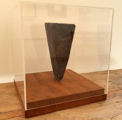 Water Drop - Jordi alcaraz, Iron and wood Edition of 6, 20th Century