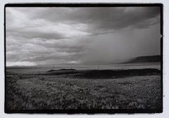 "Hideoki, Black & White, Nature Photography, Chile, 2002, 16"" x 20"""