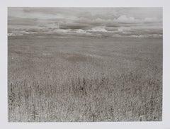 "Hideoki, Black & White, Landscape, Kenya, Africa, 1994, Monochromatic, 16"" x 20"""