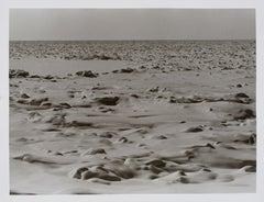 "Hideoki, Black & White Photography, Hokkaido, Japan, 1978, 16"" x 20"""