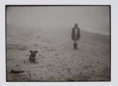 Hideoki, Black & White Photography, Winter in Montauk Beach, 1970