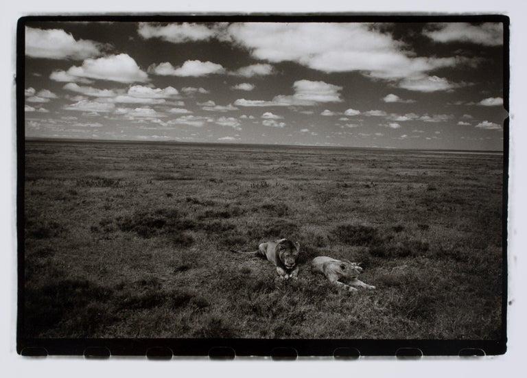 Hideoki Hagiwara Black and White Photograph - Hideoki, Black & White Photography, Untitled, Tanzania, 1994