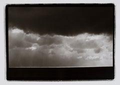 Hideoki, Black & White Photography, Line on Horizon, Japan, 1978