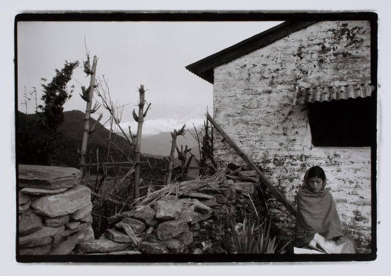 """Photos of Hideoki™ are being sold for the first time in 2019. This piece is a one and only original artist silver gelatin print affixed with his signature in front of the photo.                   """"Hideoki was born in 1942 in the mountains of Nagano"""