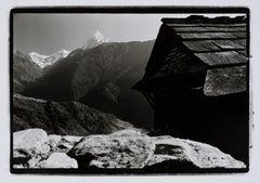 Hideoki, Black & White Photography, Untitled, Nepal, 2001