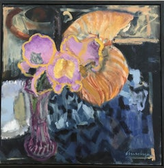 Orchid and Shell, ca. 2002
