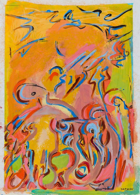 Diverse 2.1 - Art by Daphne Anastassiou