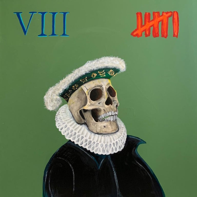 VIII - Painting by Greg Gregor
