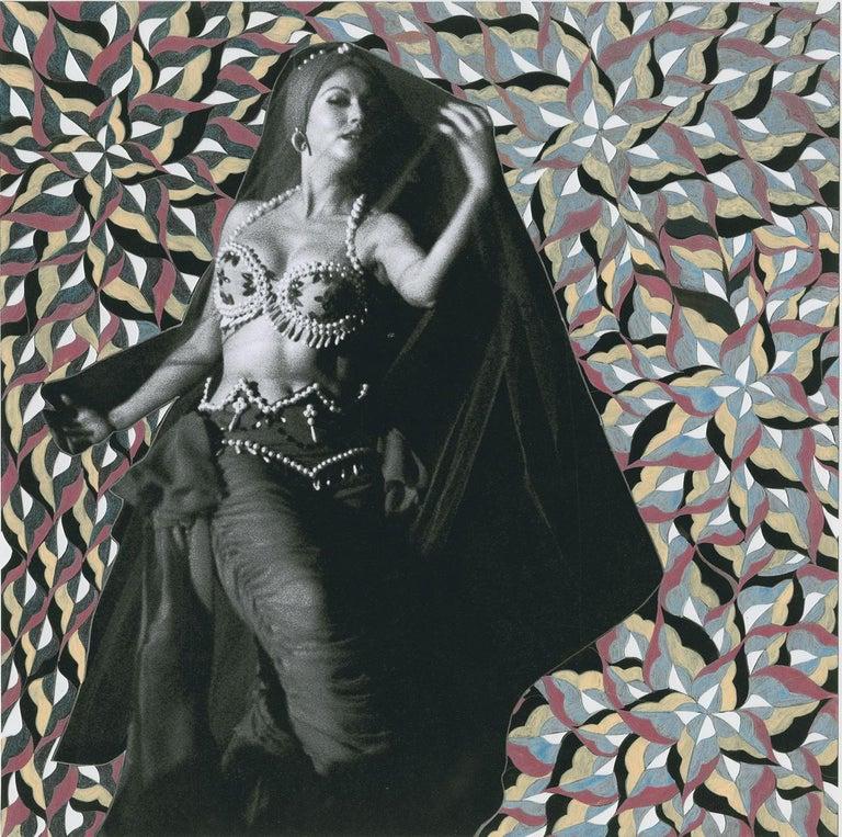 Arantxa Rodriguez Abstract Drawing - Anna Bertha Lepe