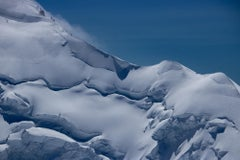 Climbers - Northwest Slope of Mont Blanc