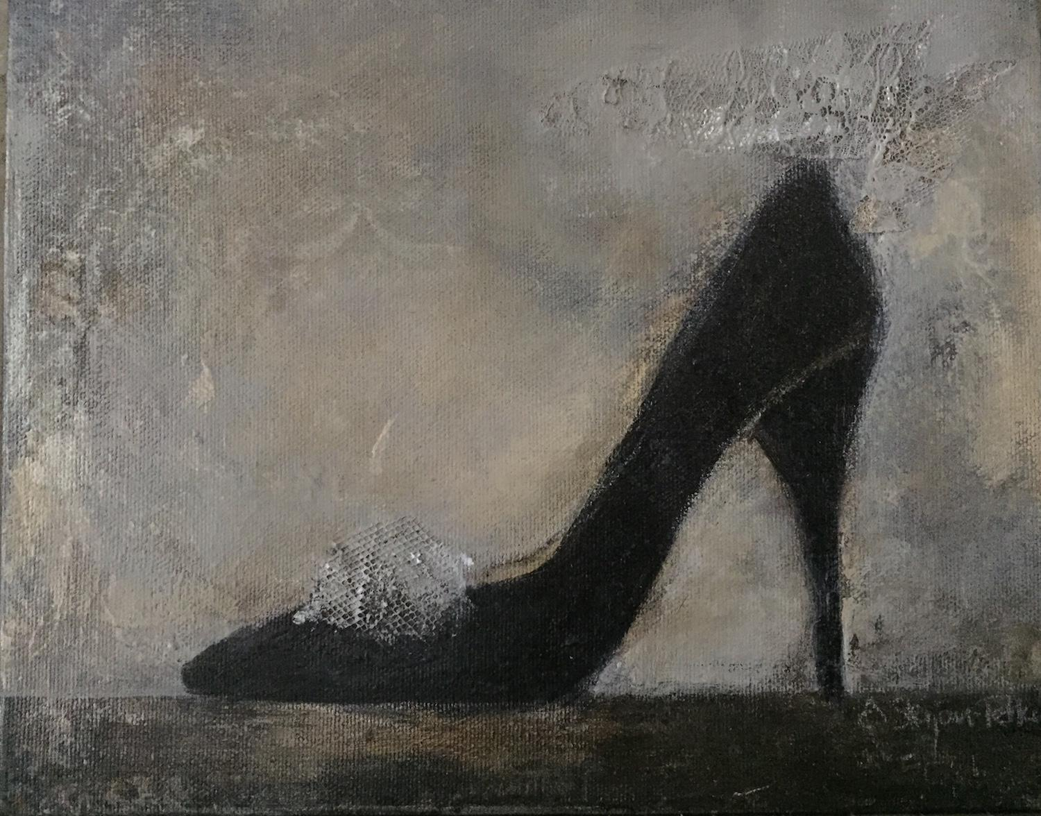 Shoe Painting #1
