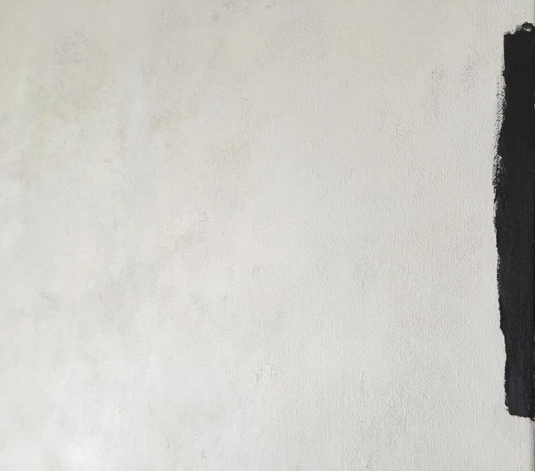 Untitled (abstract #15) - Minimalist Painting by Andrea Stajan-Ferkul