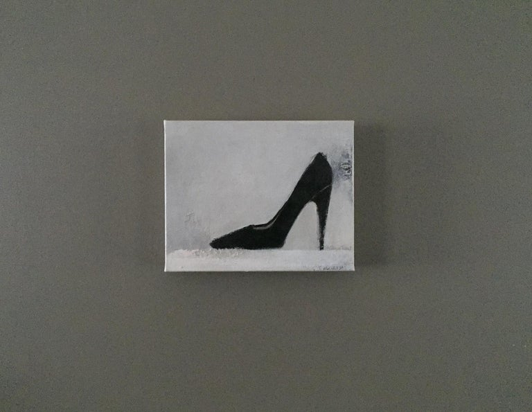 Shoe Painting #3 For Sale 1