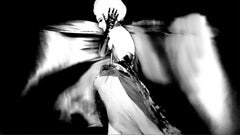Alexia – Nick Knight, Black and White, Fashion, Model, Woman, contemporary