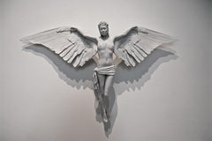 Porcelain Kate – Nick Knight, sculpture, Kate Moss, Model, Fashion, porcelain