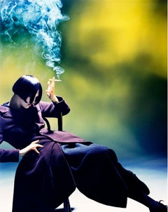 Susie Smoking – Nick Knight, Art, Photography, Photographs, Fashion, Woman