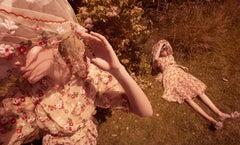 EKB x 2 – Emma Summerton, Floral Dress, Woman, Vintage, Fashion, Garden, Flower