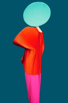 Gucci Dot, Archive – Erik Madigan Heck, Fashion, Color, Photography, Woman