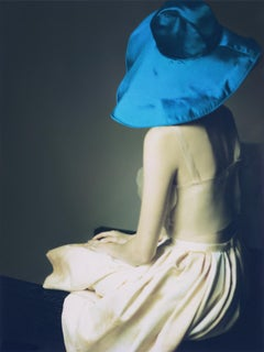 The Blue Hat, Old Future – Erik Madigan Heck, Fashion, Art, Photography, Blue
