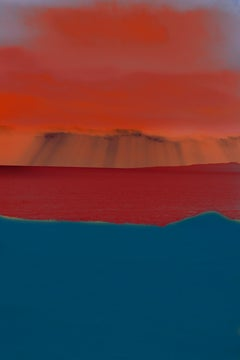 Tri-Colour Seascape, The Garden – Erik Madigan Heck, Photography, Nature