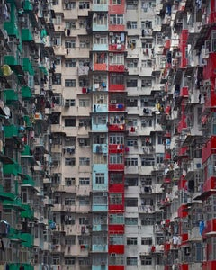 Architecture of Density #120 – Michael Wolf, Photography, Architecture, City