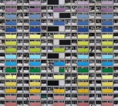 Architecture of Density #a99 – Michael Wolf, Photography, Architecture, City