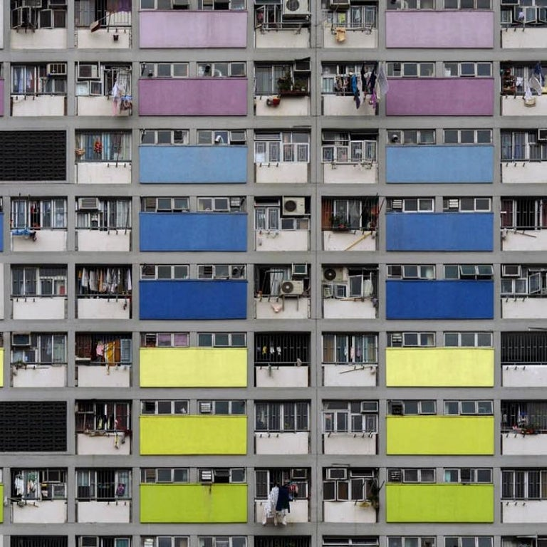 Architecture of Density #a99 – Michael Wolf, Photography, Architecture, City For Sale 1