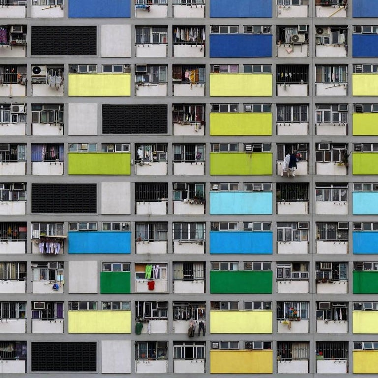 Architecture of Density #a99 – Michael Wolf, Photography, Architecture, City For Sale 2