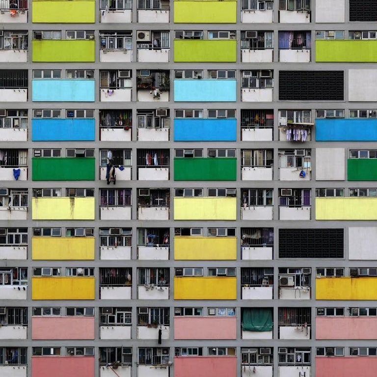 Architecture of Density #a99 – Michael Wolf, Photography, Architecture, City For Sale 3