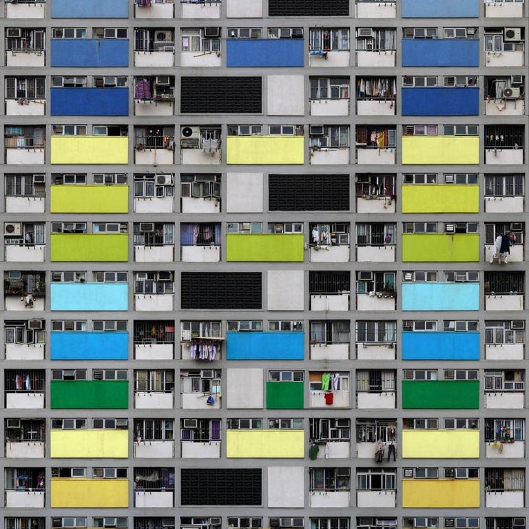 Architecture of Density #a99 – Michael Wolf, Photography, Architecture, City For Sale 4
